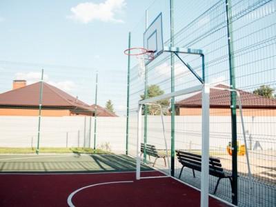 Ограждения для спортивных площадок