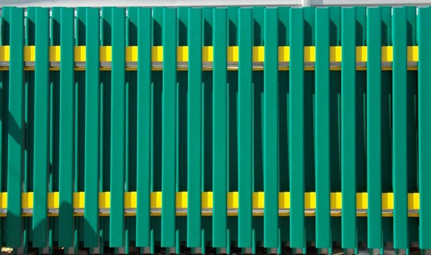 какого цвета покрасить деревянный забор фото изображение присутствовало